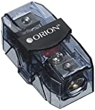 Orion OWFHM1010 0/2 Gauge In/Out with Adaptor Mini ANL Fuse Holder and 150a Fuse Included Nickel Finish