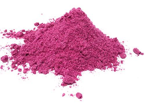 Pink Pitaya Powder - Natural Freeze-Dried Pink Dragon Fruit Superfood Powder - Pink Dragonfruit Powder   Net Weight: 3.53oz/100g