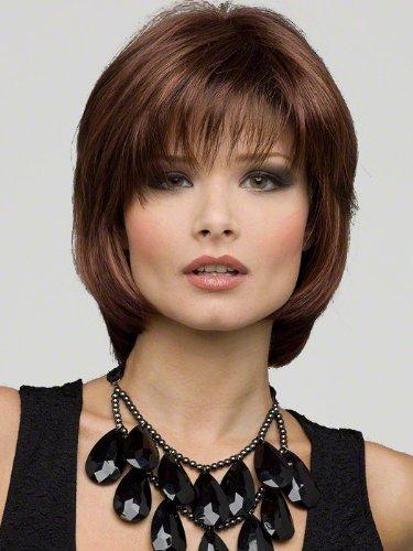 Haley by Envy Wigs, Color Chosen: Almond Breeze