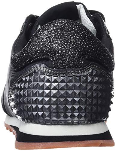 W black Pepe Jeans Noir Basses Femme 999 Sneakers Verona Winner qqBEnCwH