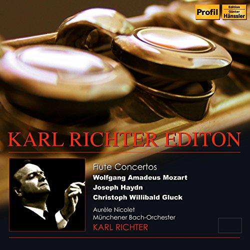 Concerto for Flute & Harp in C Major, K. 299: II. Andantino Concerto Flute Harp