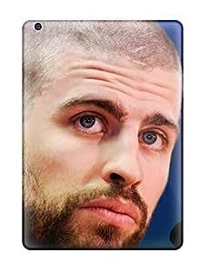 Cute Tpu Fc Barcelona Gerard Pique Case Cover For Ipad Air 7606814K96468518