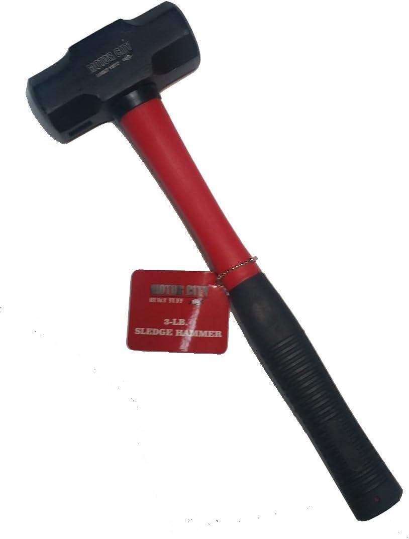 Performance Tool M7100 Sledge Hammer 3-Pound