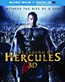 The Legend Of Hercules [Blu-ray + Digital HD]