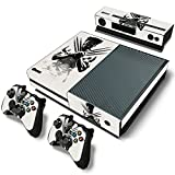 GoldenDeal Xbox One Console and Wireless Controller Skin Set – SuperHero – XboxOne Vinyl Review