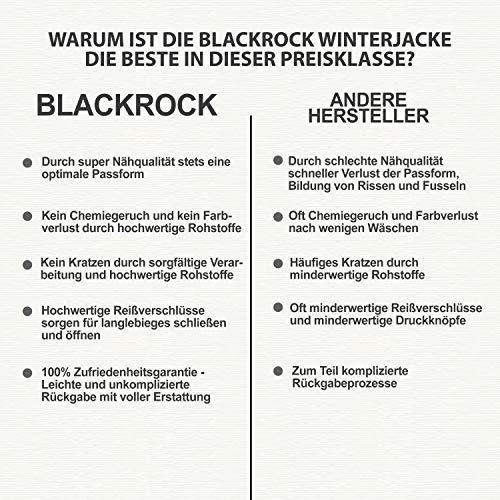 Giacca Navy Rock Blu Black Lunga Uomo Manica qRORw45