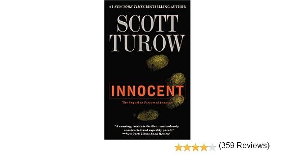 presumed innocent scott turow 9780446572606 amazoncom books - Presumed Innocent Book