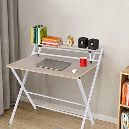 Folding Study Computer Desk