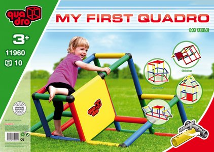 QUADRO CONSTRUCTION KIT ''MY FIRST QUADRO'' by QUADRO @ PHUNZONE.COM