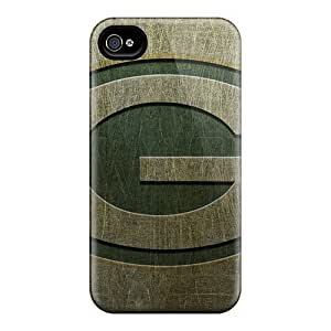 Fce2693zZGq Jamesler Green Bay Packers Feeling Iphone 4/4s On Your Style Birthday Gift Cover Case