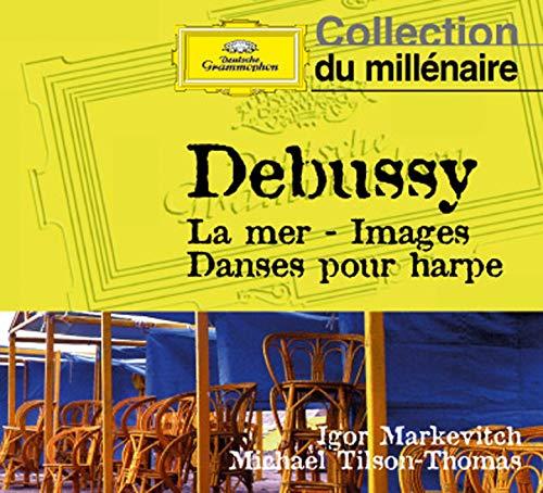Debussy: La Mer / Images / Danses Pour Harpe (Debussy La Mer Best Recording)