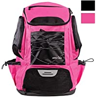 Athletico Swim Backpack - Swim Bag with Wet & Dry...