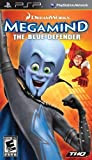 Megamind: The Blue Defender - Sony PSP by THQ