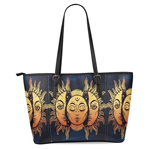 Womens Art Bag Handbag - 5