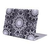 HDE Case for MacBook Air 13 Case Mandala Designer