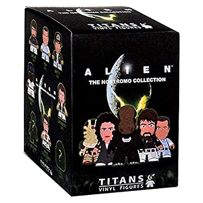 Alien The Nostromo Collection Titans Mini Vinyl Figure (1 Random Blind Box)