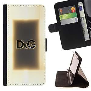 "For LG G4,S-type Estilo Ropa texto Diseño de Moda"" - Dibujo PU billetera de cuero Funda Case Caso de la piel de la bolsa protectora"