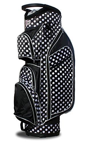 Taboo Fashions Monaco Premium Lightweight Cart Bag (City Lights)