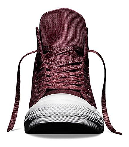 CT Sneakers II Rojo White para Converse Hi Deep Bordeaux Hombre Navy UP6Tx44n