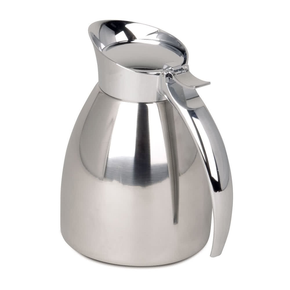 TableTop King 40400.0001 0.3 Liter Stainless Steel Vacuum Pitcher