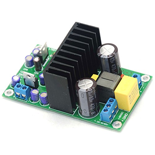 Finished 250W IRS2092S L15DSMD Class D Mono Digital Amplifier Board AMP