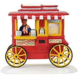 Department 56 A Christmas Story Village Christmas Story Popcorn Wagon