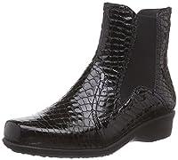 Florett Jasmin, Damen Chelsea Boots, Schwarz (schwarz), 37 EU