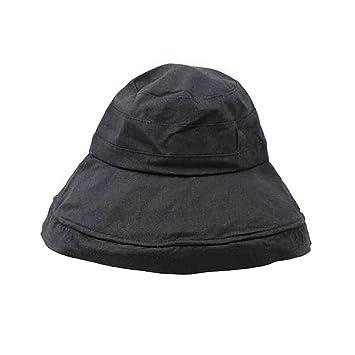 Honey Algodón Y Lino Pescador Sombrero Sombrero De Sombrilla Protector  Solar Cubo Sombreros Sombrero De Paja 14d5f8fe94bb