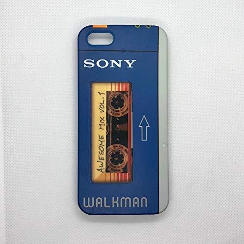 EverydayStudio Awesome Mix Vol.1 x Sony TPS-L2 Walkman 1979 iPhone 5/5s/SE Case