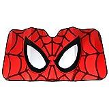 Plasticolor 003707R01 Marvel 'Spiderman' Accordion-Style Windshield Sunshade