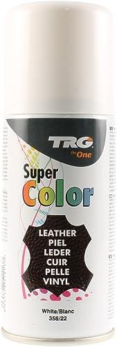 TRG The One - Tinte en Spray para calzado de Piel y Piel Sintética | Ideal para Restaurar o cambiar el color de Zapatos de PieL