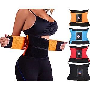 3-5 Days Delivery Fitness Waist Trimmer Women Postpartum Corset Belt Slimming Belly Waist Trainer Girdles Body Shapers Tummy Fat Burner