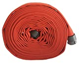 Attack Line Fire Hose, Orange, 50 ft. L