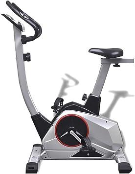 festnight bicicletas elíptica bicicleta estática XL movimiento ...