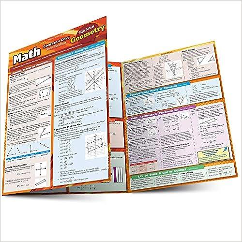 Math Common Core Geometry 10Th Grade