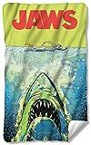 Jaws - Attack Fleece Blanket 35 x 57in