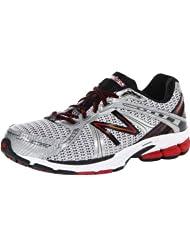 新百伦New Balance Men's M780v3 Running Shoe男士轻量避震跑鞋$50.98红白