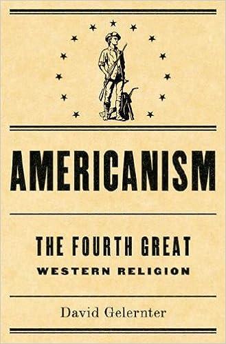 Amazon Americanismthe Fourth Great Western Religion