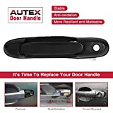 AUTEX Door Handle Exterior Front Right Passenger