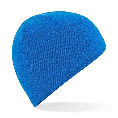 deportivo Azul Beechfield zafiro unisex Gorro fHw5wn4q