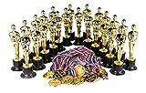 Award Medal of Honor Trophy Award Set of 48; Includes 24 Gold Winner