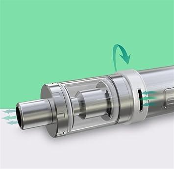 Eleaf iJust S Kit de vapeador de 3000 mAh con cabezal ECL de 4 ml y banda: Amazon.es: Salud y cuidado personal
