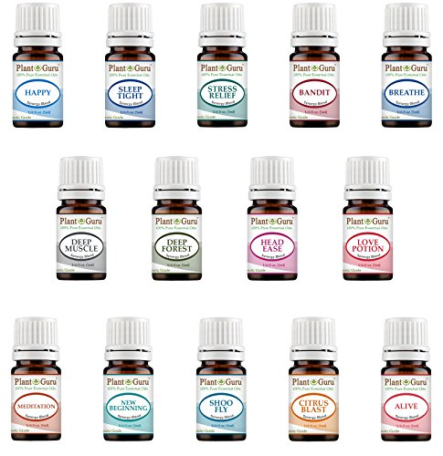 living essential oil starter kit - 4