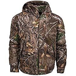 King's Camo Classic Cotton Insulated Jacket Realtree Edge (X-large, Realtree Edge)
