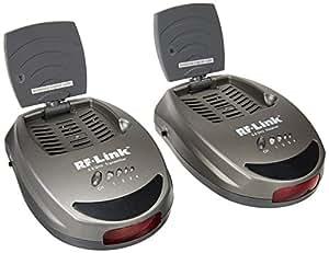 RF Link AVS-5811 5.8GHz Wireless Audio/Video Sender with IR Remote Control Extender