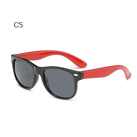 Yangjing-hl Gafas de Sol para niños Gafas de Sol polarizadas ...