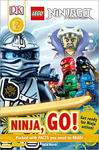 DK Readers L2: Lego r Ninjago: Ninja, Go!: Get Ready for ...