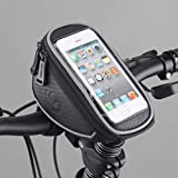 EverTrust(TM) NEW Roswheel 0.9L Cycling Front Top Frame Handlebar Bag Bike Bicycle Accessories Pouch for 4.2in Cellphone