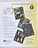 Creative Memories 8.5x11 Black Scrapbook Pages Refill RCM-11BL