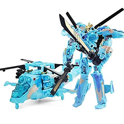 Amazon.com: ALANAST Bumblebee Action Figures 7 INCH Plastic ...